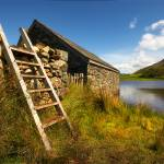 """""""Boathouse, Cregennen"""" by dotcomjohnny"""