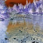 """""""Methow River 3N"""" by peacelane"""