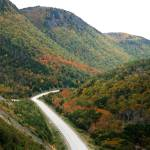 """Descent from French Mountain, Cabot Trail 2009"" by ve1mos"