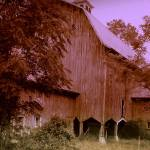 """Hudson River Barn"" by SusanGrissom"