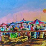 """""""The Market"""" by artfrica"""