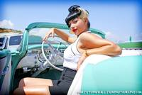 Erika - Texas Timebomb - King of Clubs Car Show
