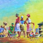 """Saturday wash"" by artfrica"