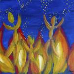 """Fire Fall"" by oilnwine"