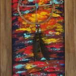 """The Medicine Wheel"" by ArtByLinda"
