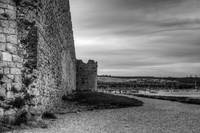 Portchester Castle, Outer Wall