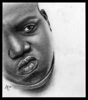 Biggie Portrait