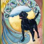 """""""Labrador Nouveau"""" by PegLozier"""