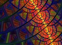 Stained Glass [Fractal]