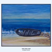 Saint Peter's Boat Art Prints & Posters by Mirjam Gremes