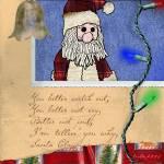 """""""Santa"""" by howyadoin"""