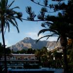 """Marbella Mountain"" by indiannes"