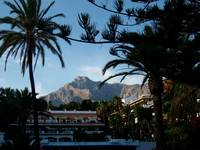 Marbella Mountain