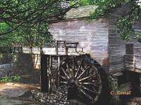 Stone Mountain Mill