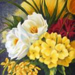 """""""Floral Spray"""" by MaryThomas"""