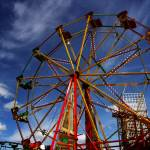 """#187 Ashton Court Ferris Wheel"" by mrhappy8"