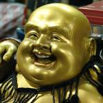 """Laughing Buddha"" by robvena"