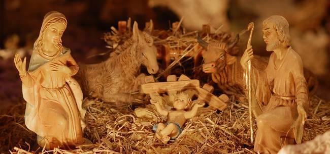 """Nativity Scene Artwork Nativity Scene """""""