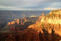 The Changing Light of the Canyon