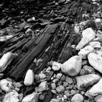"""Beach Stones and Rock"" by bavosiphotoart"