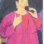 """Carmen McRae by Charles Mills"" by womeninjazzsouthflorida"
