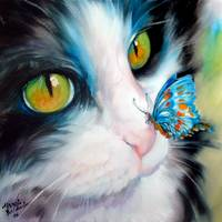 Butterfly Sweet Kitty