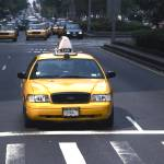 """Taxi at 57th and Park"" by Triborough"