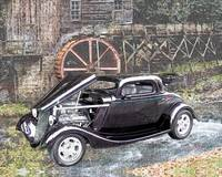 Orionshope 1939 Ford Coupe