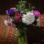 """""""Still Life Garden Flowers"""" by stefanbungart"""