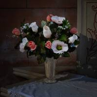 Still Life - Plastic Fantastic, Flowers in Church,