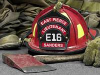 East Pierce Lieutenant Sanders