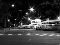 Night Lights BW 2