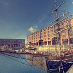 """Clipper Parked in the Albert Dock"" by simonbarrow"