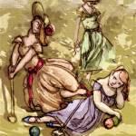 """""""Garden Croquet"""" by dmeisterw"""