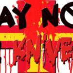 """Say no to Knives"" by CLiPiCs"