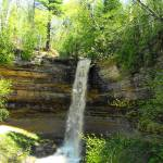 """Michigan Waterfall"" by snapper"