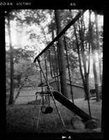 First Holga Roll: Swingset 2 (9/365)