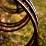 """Bike Rack"" by csquared"