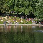 """Parc LaFontaine"" by easyshutter"