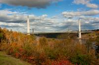 Penobscot Narrows Bridge and Observatory