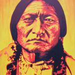 """Sitting Bull"" by josee"