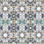 """Morocco 1 brown slate aqua"" by LeslieTillmann"