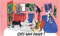 cat's who paint!
