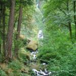 """Wahkeena Falls_03"" by qubitgfx"