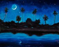 Jungle Coast Nocturne
