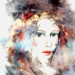 """Golden Headress"" by allinghamcarlson"