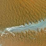 """Namib Desert (Namibia) : Satellite Image"" by astriumgeo"