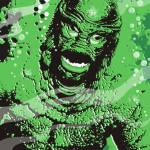 """creature from the black lagoon"" by EARLFERGUSON"