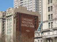 Emigrant Industrial Savings Bank, NYC