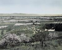 Overlooking Santa Clara Valley • c1890